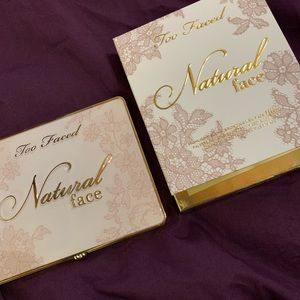 Too Faced Natural Face pallet